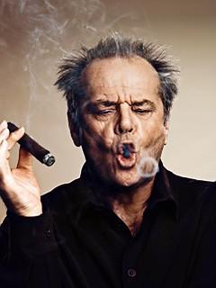Jack Nicholson, in una foto promozionale
