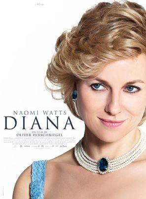 Diana: Naomi Watts nel poster internazionale del film