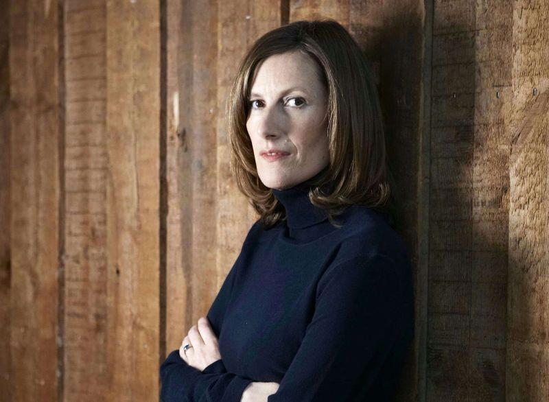 Exhibition: la regista Joanna Hogg in una foto promozionale