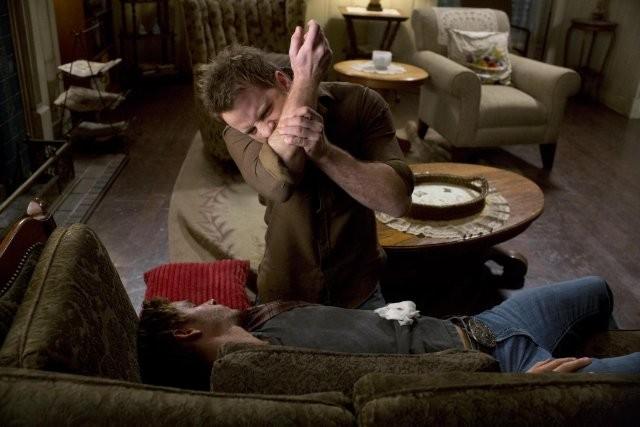 True Blood: Ryan Kwanten e Robert Kazinsky nell'episodio La trappola