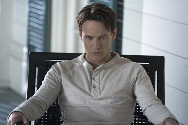 True Blood: Stephen Moyer nell'episodio Tu chi sei?