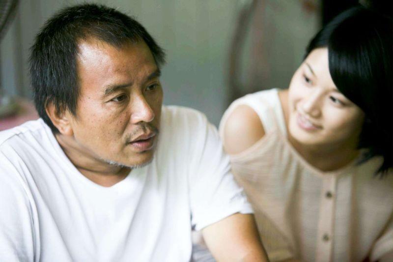 A Time in Quchi: il regista del film Tso-chi Chang sul set
