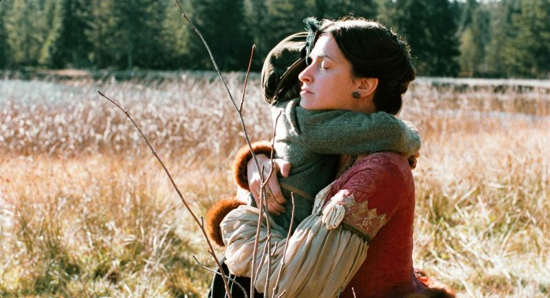 Mary, Queen of Scots: Joana Preiss in una scena