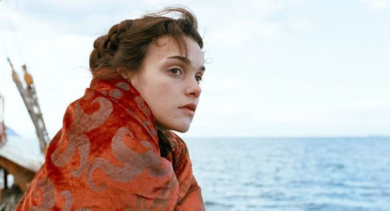 Mary Queen of Scots: Camille Rutherford in una scena del film