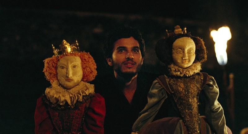 Mary Queen of Scots: Mehdi Dehbi in una scena del film