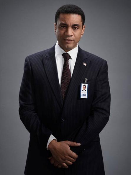 The Blacklist: Harry Lennix in una foto promozionale della serie