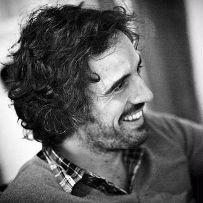 Tonnerre: il regista del film Guillaume Brac in una foto promozionale