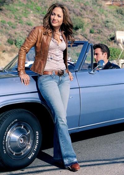 Jennifer Lopez a letto con Ben Affleck in Amore Estremo - Tough Love (Gigli, 2003)