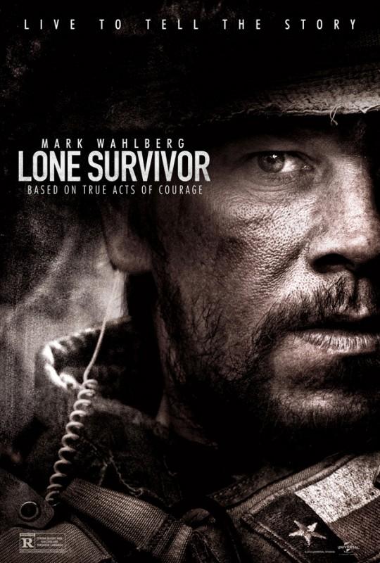 Lone Survivor: la locandina del film