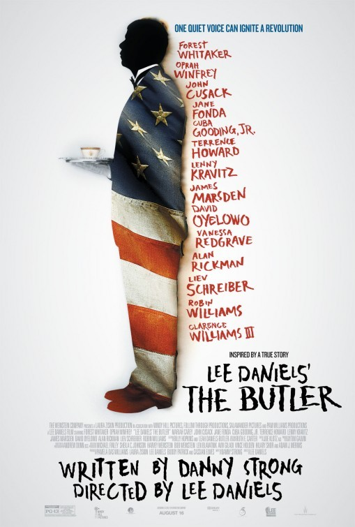 The Butler: nuovo poster