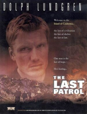 The Last Warrior: la locandina del film