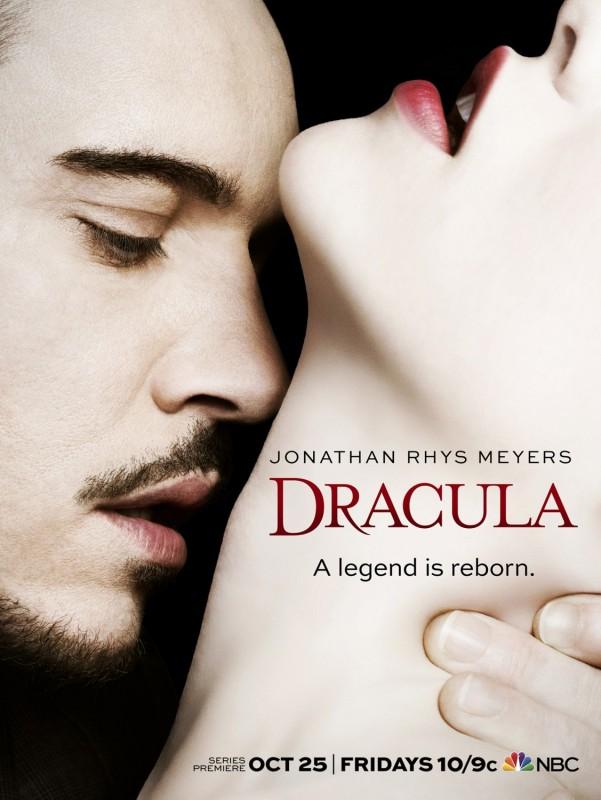 Dracula: un nuovo poster della serie NBC