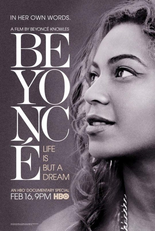 Beyoncé: Life Is But a Dream: la locandina del film