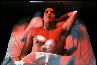 Tom Cruise è Joel in Risky Business con Rebecca DeMornay