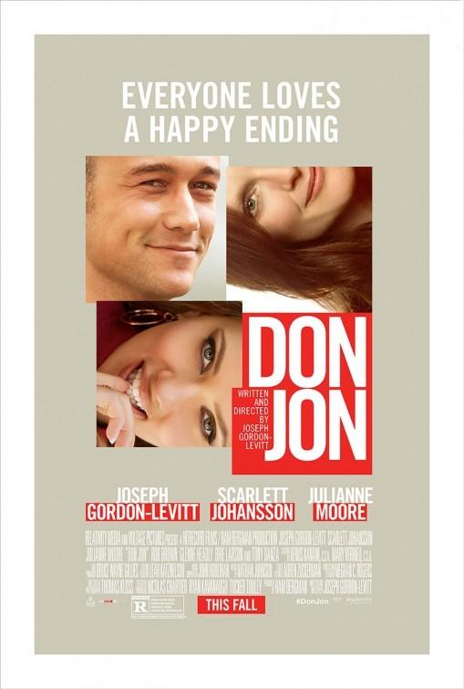 Don Jon: nuovo poster