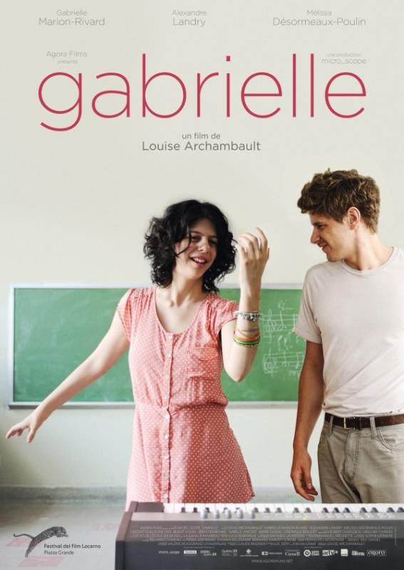 Gabrielle: nuova locandina del film