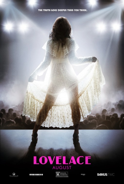 Lovelace: nuovo poster USA 2
