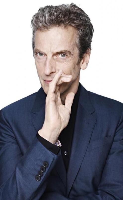 Una foto di Peter Capaldi