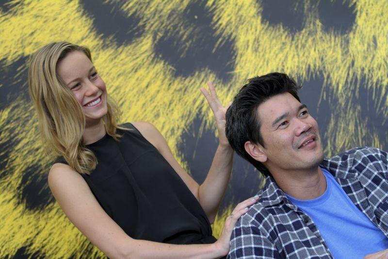 Short Term 12: Brie Larson e il regista Destin Cretton a Locarno 2013