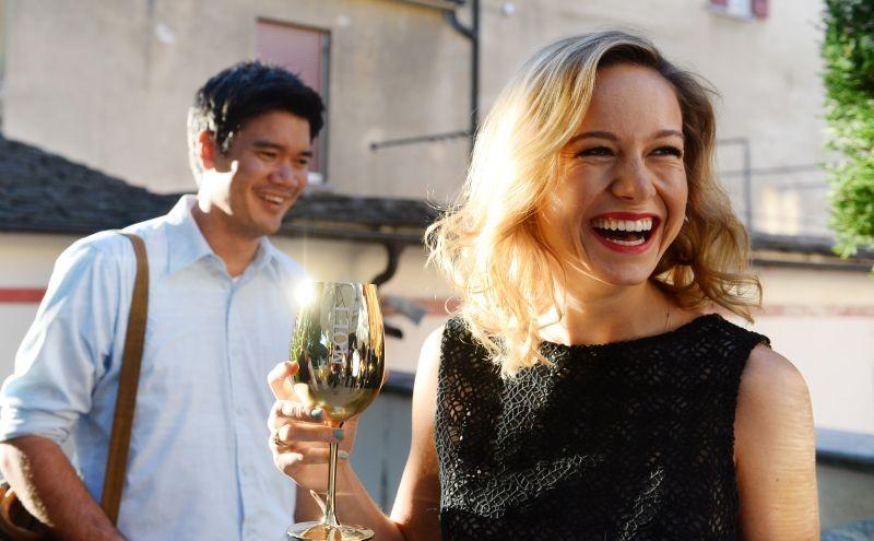 Short Term 12: Brie Larson e il regista Destin Cretton brindano a Locarno 2013