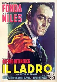 Il ladro: locandina italiana