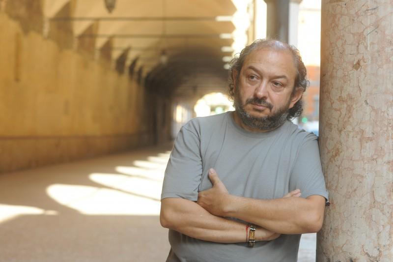 Orfeo Orlando fotografato a Bologna foto by Roberto Serra (Iguana Press)