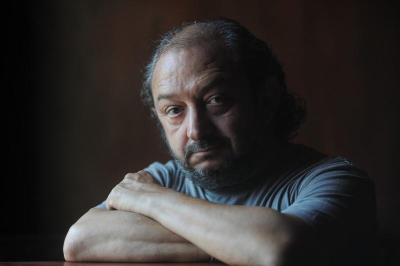 Orfeo Orlando in un ritratto del fotografo Roberto Serra.