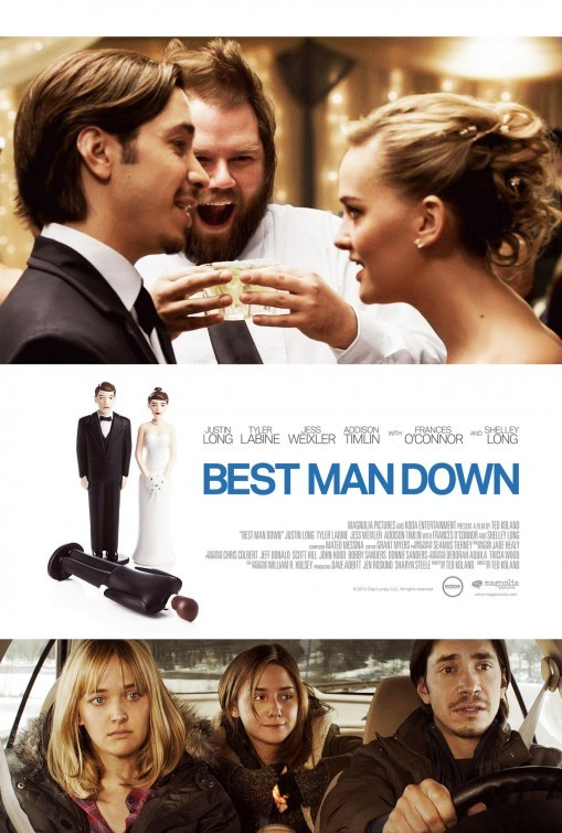 Best Man Down: la locandina del film