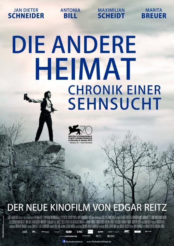 Die andere Heimat: il poster internazionale del film