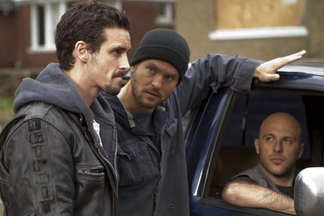 Low Winter Sun: James Ransone e James Harvey Ward nel pilot della serie