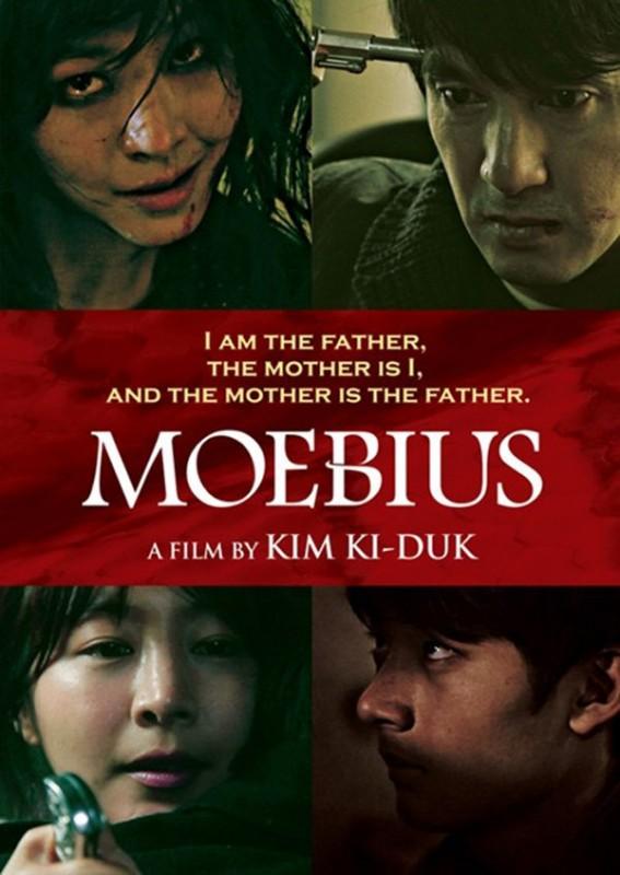 Moebius: la locandina internazionale
