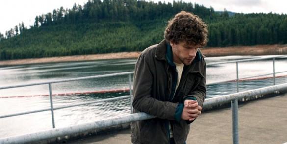 Night Moves: Jesse Eisenberg in una scena