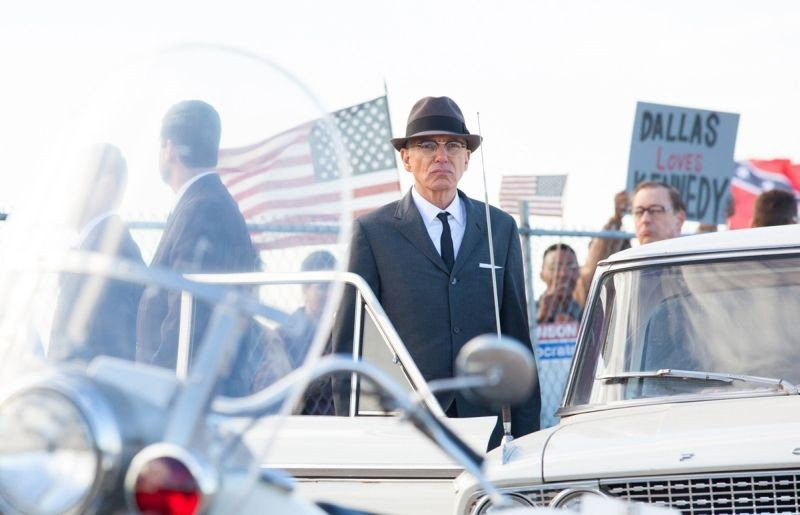 Parkland: Billy Bob Thornton in una scena