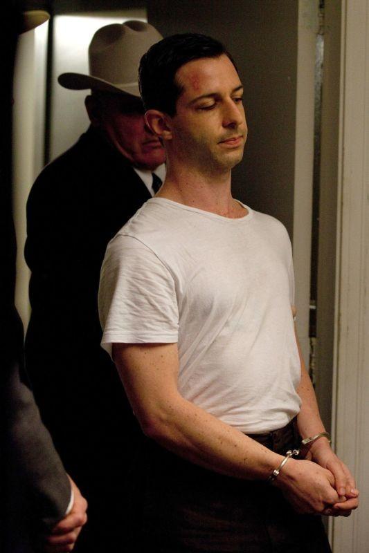 Parkland: Jeremy Strong in una scena del film