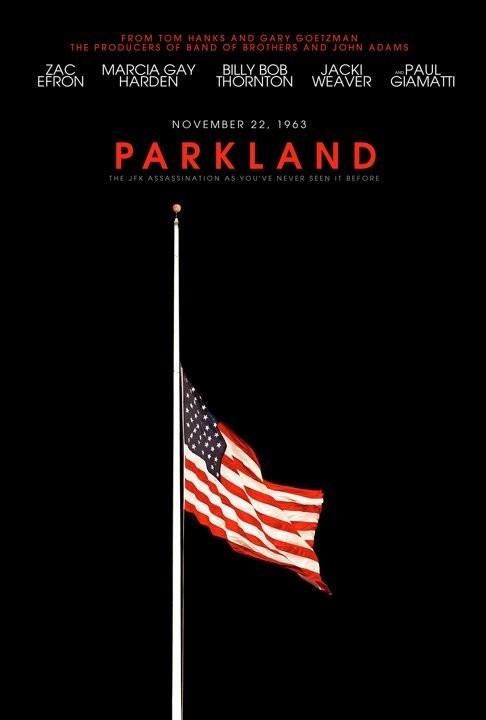 Parkland: la locandina del film