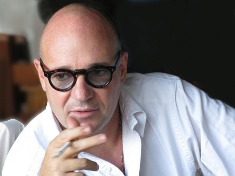 Sacro GRA: il regista Gianfranco Rosi in una foto promozionale