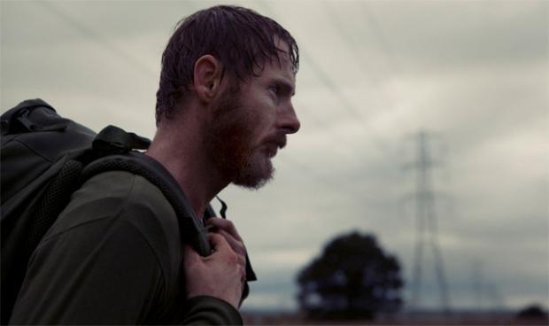 Southcliffe: Sean Harris in una scena della serie