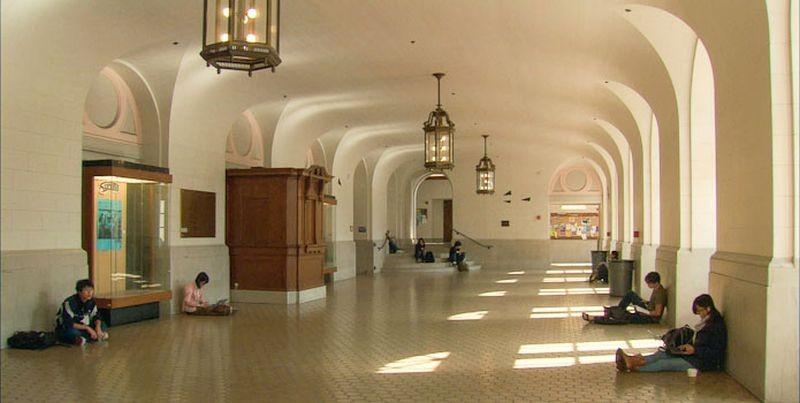 At Berkeley: una scena del documentario sulla celebre università californiana