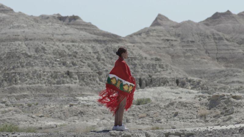 Pine Ridge: una scena del film incentrato su una delle riserve indiane degli Stati Uniti