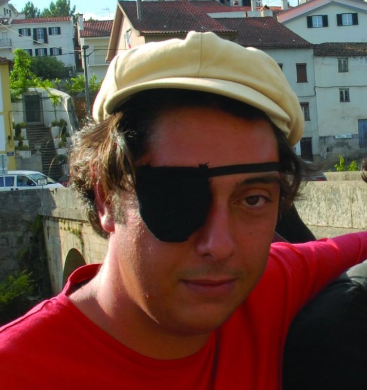 Redemption: il regista Miguel Gomes in una foto promozionale