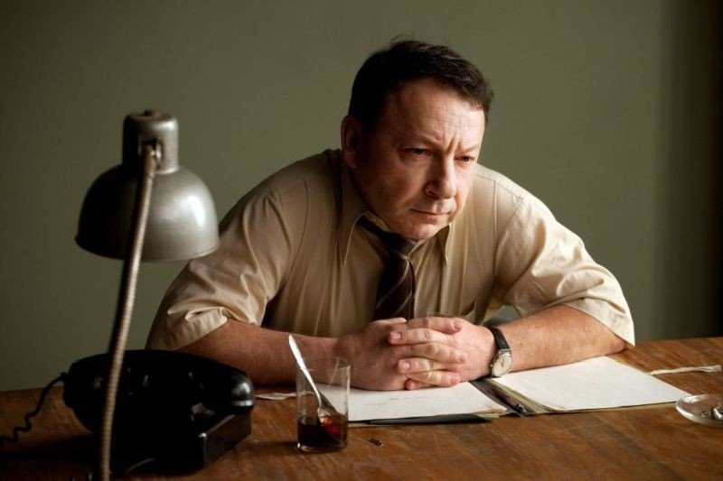 Walesa. Man of Hope: Zbigniew Zamachowski in una scena del film