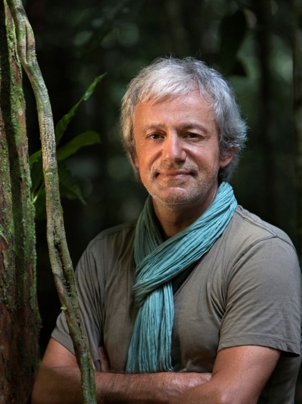 Amazonia: il regista Thierry Ragobert in un'immagine promozionale