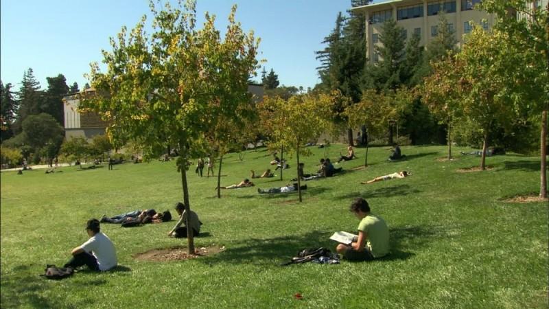 At Berkeley: una scena tratta dal documentario sulla prestigiosa università
