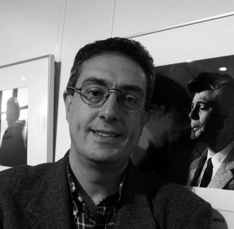 La voce di Berlinguer: il regista del film Mario Sesti in una foto promozionale