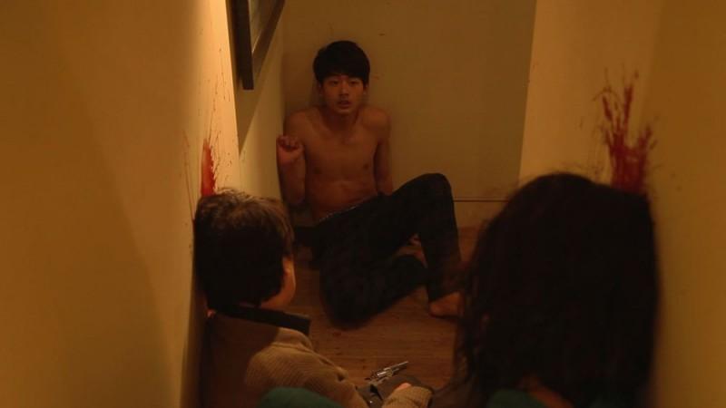 Moebius: Lee Eun-woo con Seo Young Ju e Cho Jae-hyun in una scena