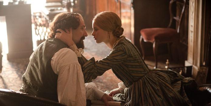 Ralph Fiennes e Felicity Jones nellaprima immagine ufficiale di The Invisible Woman