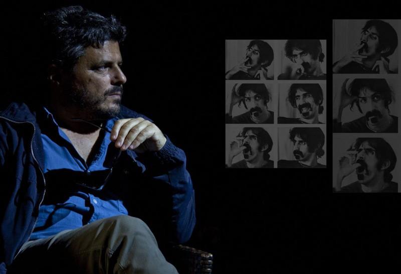 Summer '82 when Zappa came to Sicily: il regista Salvo Cuccia in una foto promozionale