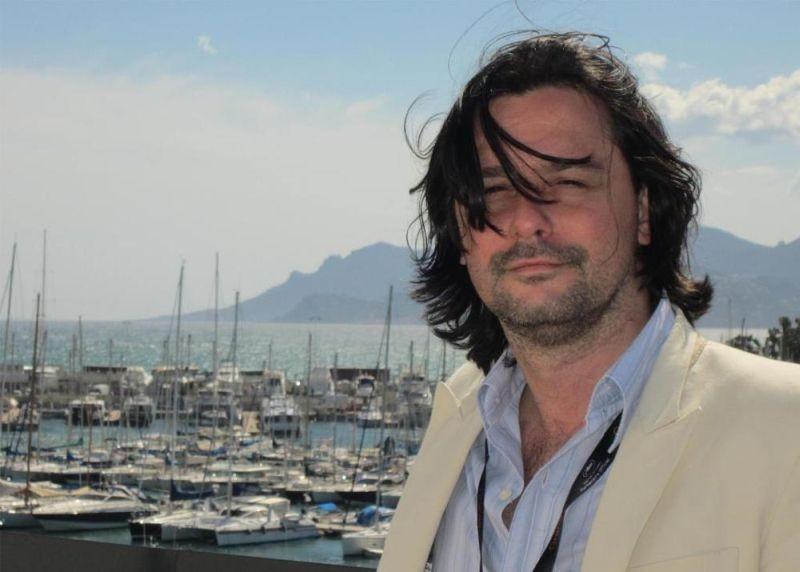 Algunas Chicas: il regista Santiago Palavecino in una foto promozionale