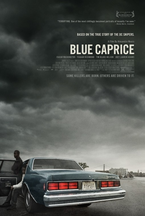 Blue Caprice: nuovo poster