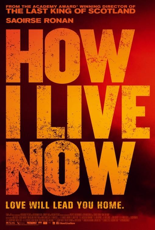 How I Live Now: la locandina del film